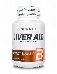Bio Tech USA Liver Aid 60 Stk