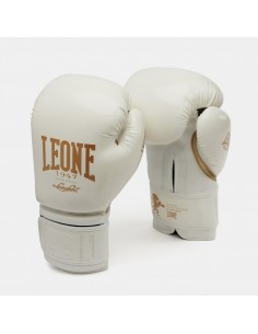 Leone Boxhandschuh White Edition