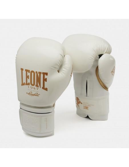Leone Boxhandschuh White Edition