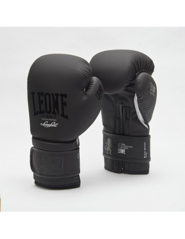 Leone Boxhandschuh Black Edition