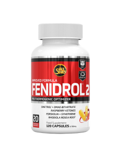 All Stars Fenidrol 120 Stk