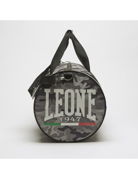 Leone Sporttasche Camouflage Grau