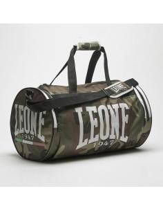 Leone Sporttasche Camouflage Grün