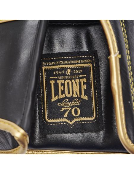 Leone Boxhandschuh Italy Schwarz
