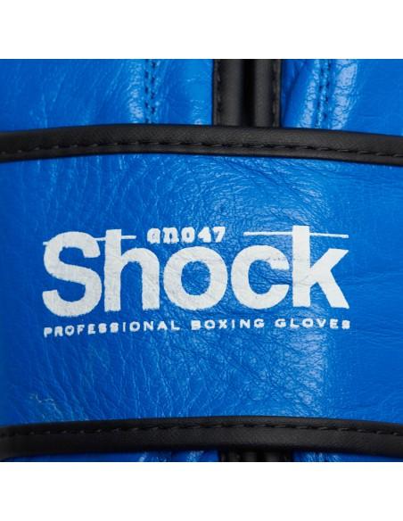Leone Boxhandschuh Shock Blau