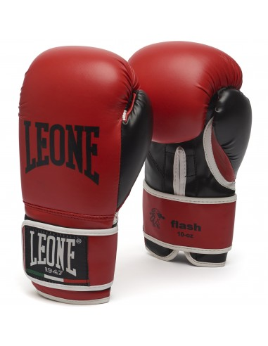 Leone Boxhandschuh Flash Rot