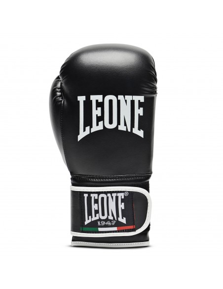 Leone Boxhandschuhe Flash Schwarz