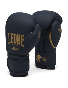 Leone Boxhandschuhe Blue Edition
