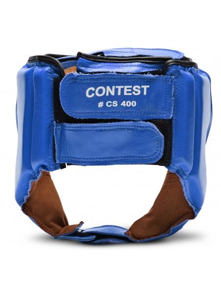 Leone Kopfschutz Contest Blau