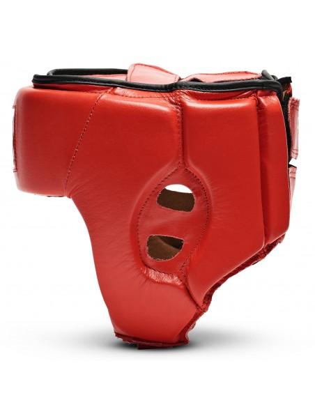 Leone Kopfschutz Contest Rot