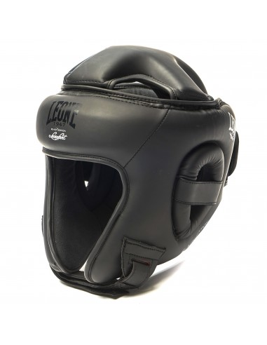 Leone Kopfschutz Black Edition 2.0