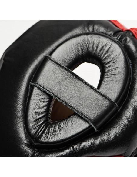 Leone Kopfschutz Full Cover Leder