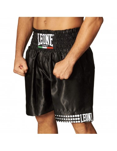 Leone Boxhose Classic Schwarz