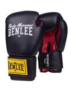 Benlee Rodney Boxhandschuhe Schwarz