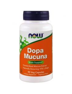 Now Foods Mucuna Dopa 90 Stk