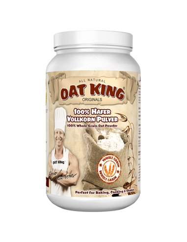 Oat King 100% Hafer Vollkorn Pulver 1kg