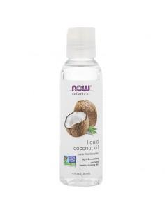 Now Foods Solutions flüssiges Kokosöl rein fraktioniert