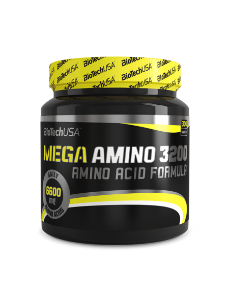 Bio Tech USA Mega Amino 300 Stk